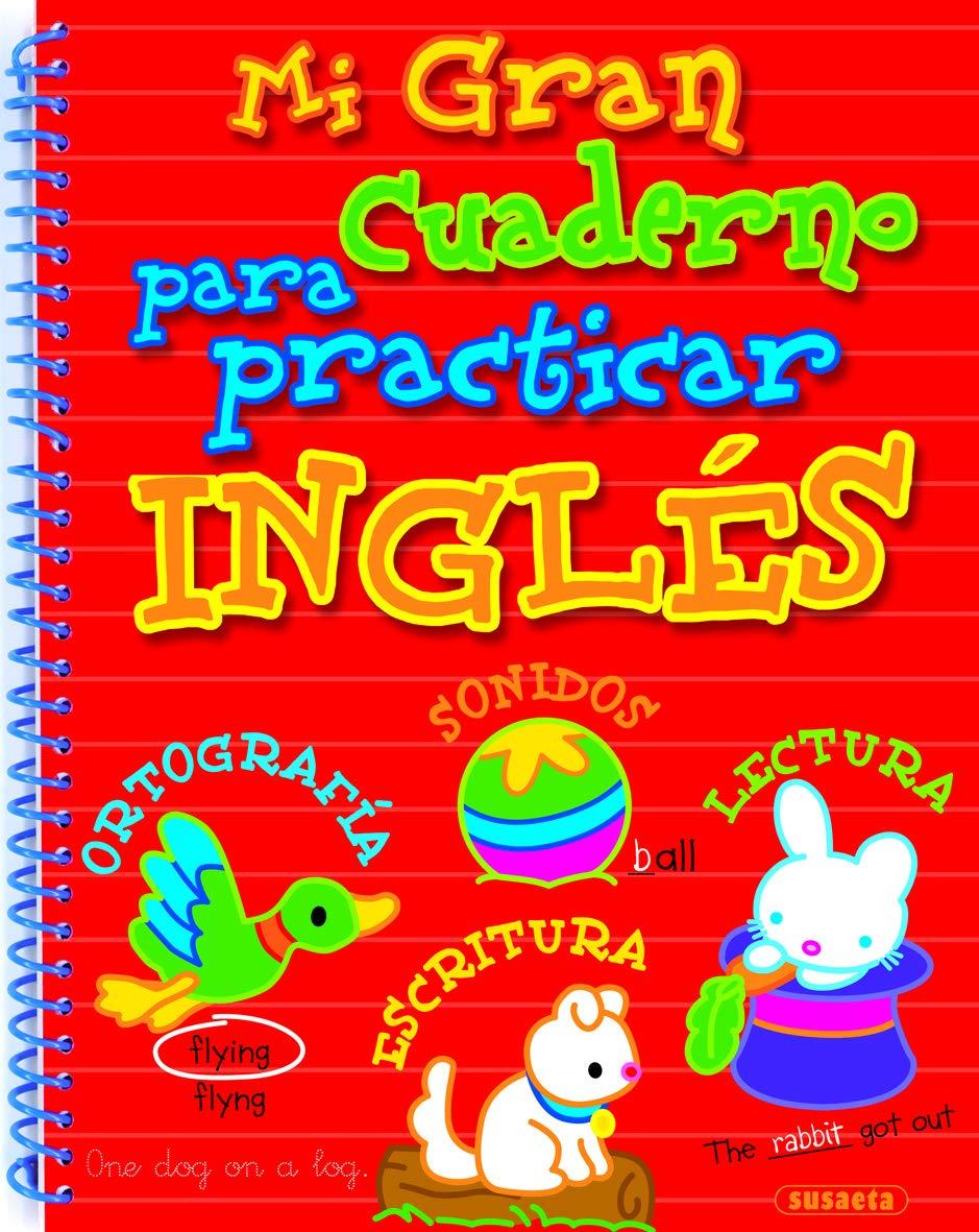 Mi Gran Cuaderno para practicar Inglés Gran cuaderno p/ practicar ...