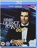 Licence To Kill [Blu-ray + UV Copy] [1989]