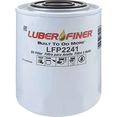 Luber-finer LFP2241-12PK Heavy Duty Oil Filter, 12 Pack: Automotive