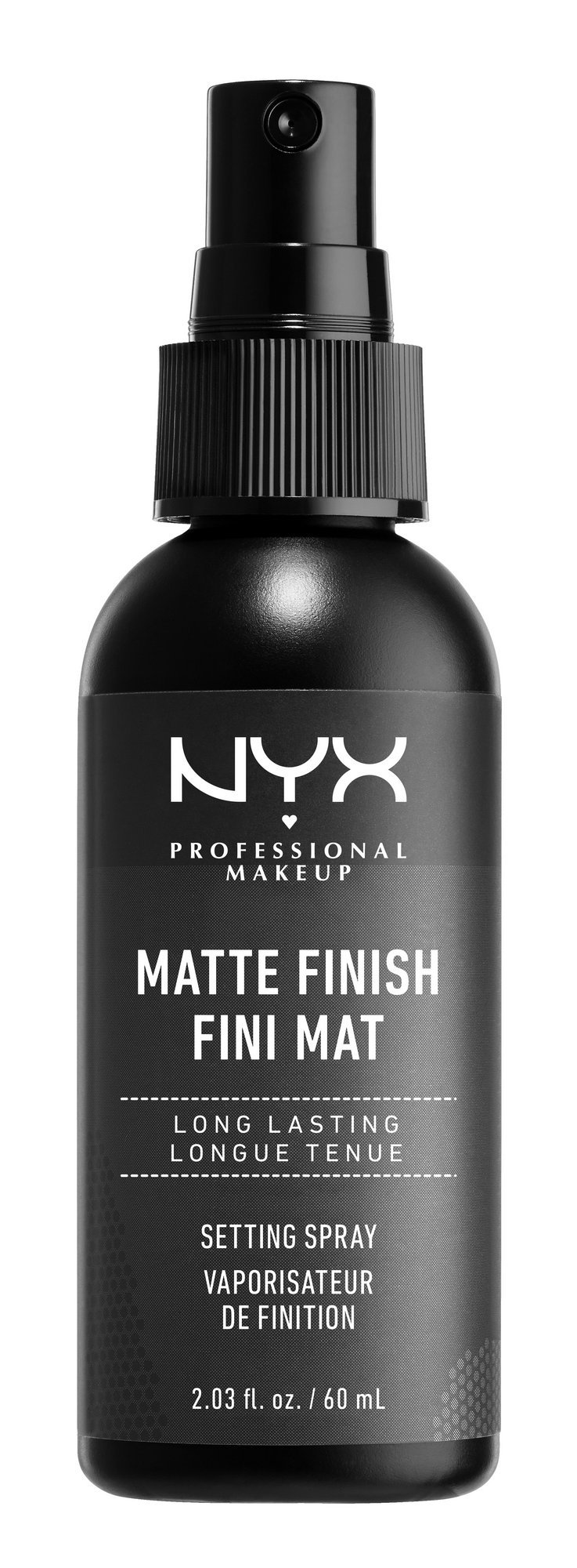 NYX Cosmetics Make Up Setting Spray, Matte Finish/Long Lasting
