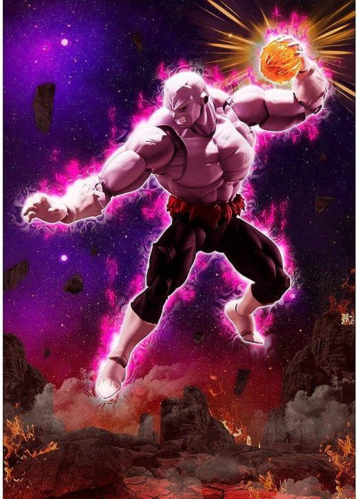 Figuarts Jiren Final Battle Dragon Ball Super Action Figure Bandai Tamashii S.H
