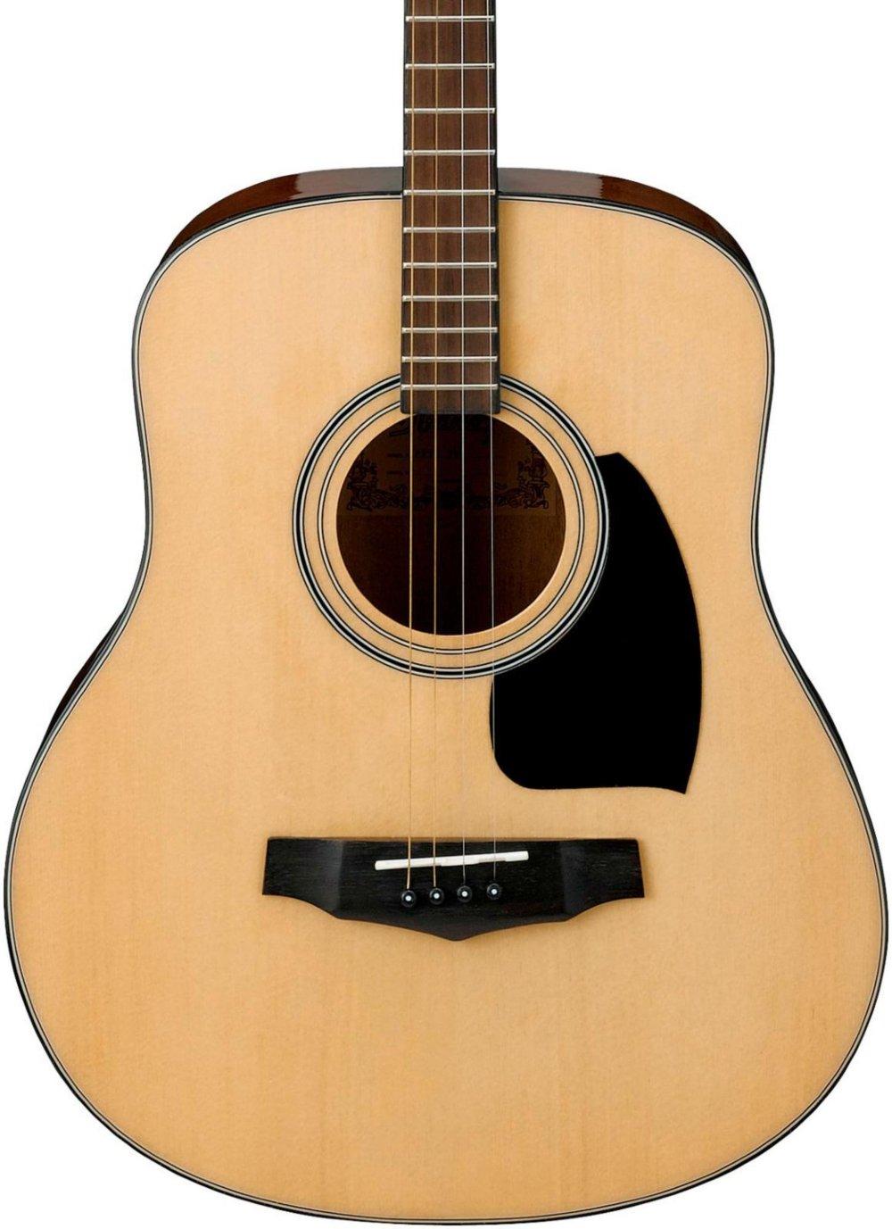 Ibanez アイバニーズ Performance PFT2-NT Mini Dreadnought Acoustic Tenor Guitar Natural アコースティックギター アコギ ギター (並行輸入) B00S9PEEA0