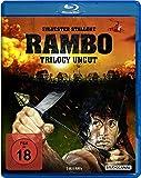 Rambo Trilogy - Uncut [Blu-ray]
