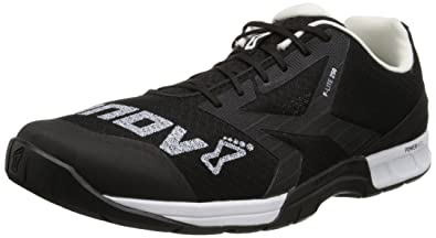 Inov-8 Men's F-lite 250 Performance Training Shoe, Black/White,