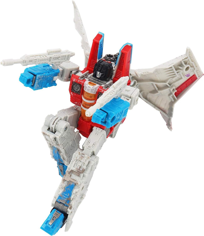 Transformers siège la guerre pour Cybertron Starscream WFC-S24