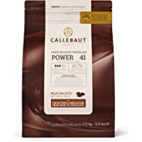 Callebaut 2,5kg Leche 41% Poder Easimelt chocolate chips