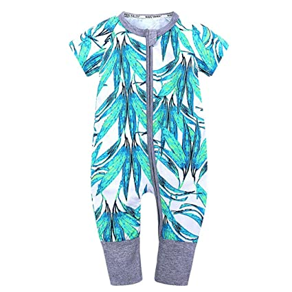 091b9e8d7ed Amazon.com  Ankola Newborn Jumpsuit