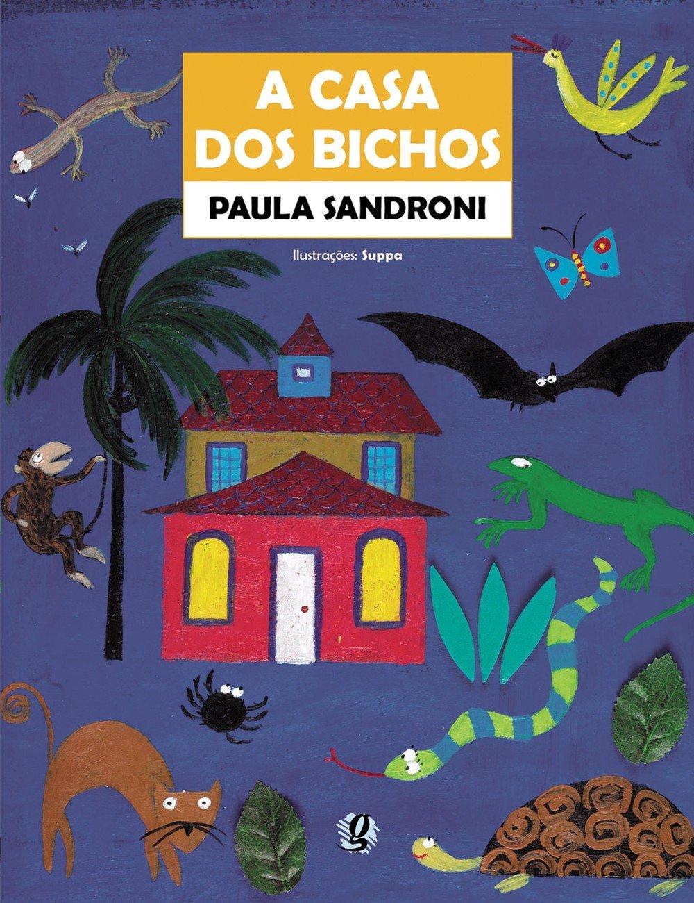 A Casa Dos Bichos (Em Portuguese do Brasil) PDF