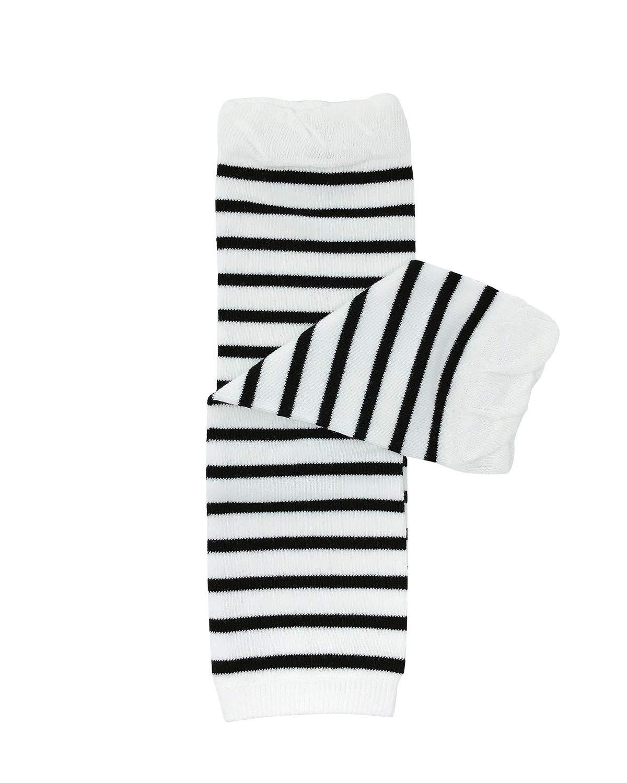 O//S Bowbear Set of 5 Baby /& Toddler Leg Warmer Collection Premium Value Pack VS7