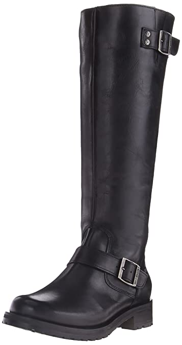 453740f997b Harley-Davidson Women s Helmsdale Leather Motorcycle Boots.