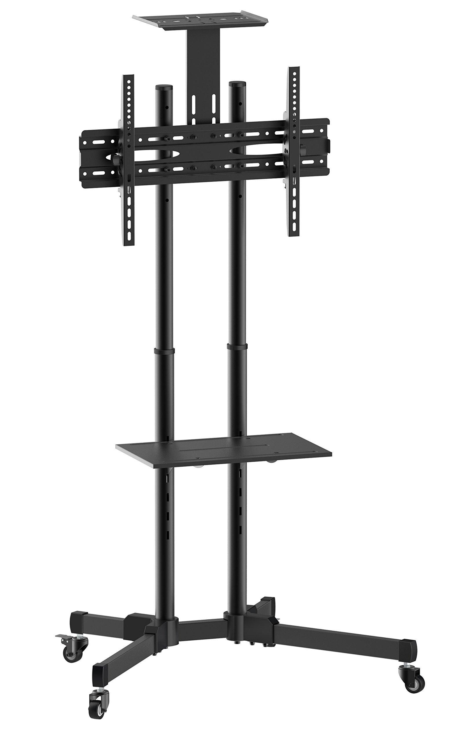 Inland Multifunctional Cart Trolley Black (05446)