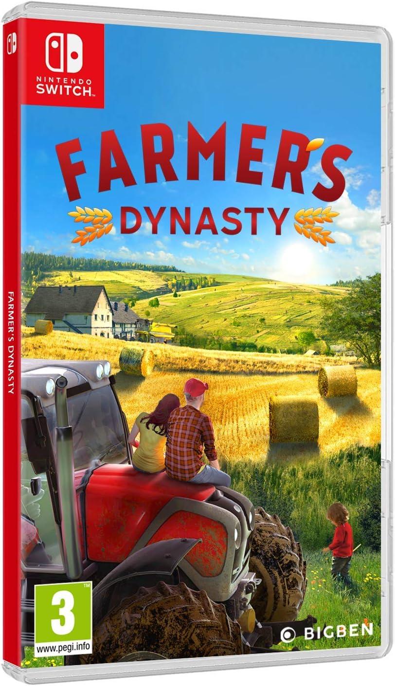 Farmer Dynasty [Versión española]: Amazon.es: Videojuegos