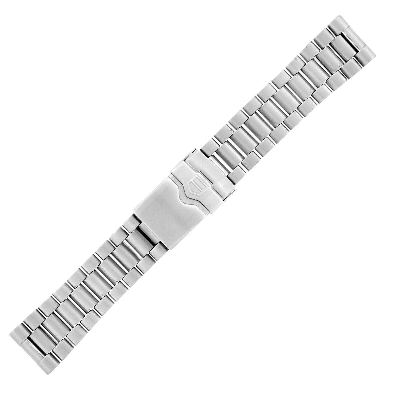 353be138f066 TAG Heuer Formula One 20MM Steel Bracelet BA0850   BA0858
