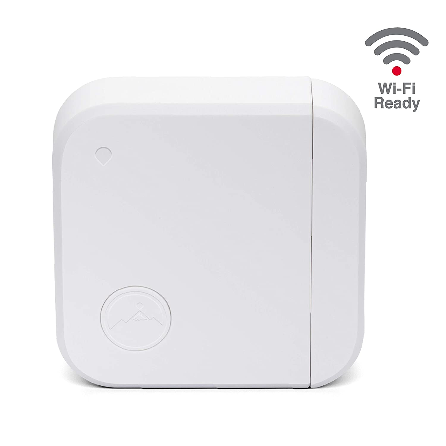 Fox Summit 2nd Generation WiFi Window Door Sensor with Built-in Chime, WiFi Enabled Battery Operated Smart Sensor, Security Door Sensor, No Hub Required
