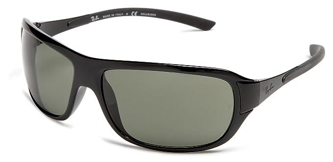 Gafas de sol Rayban Rb4120 601/58 Verde Polarizada 64 Mm