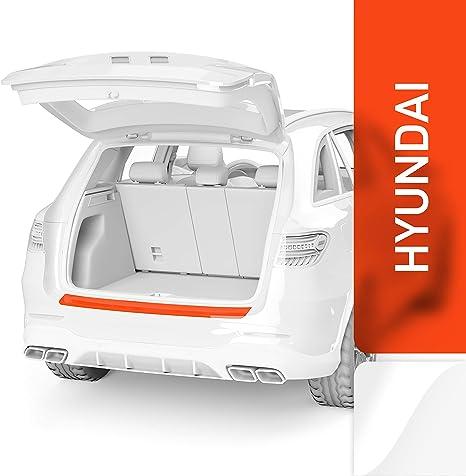 trasparente per Hyundai Tucson dal 2018 is-tuning Pellicola protettiva per la soglia di carico