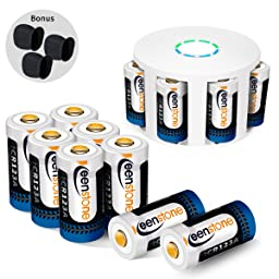 The Best Rechargeable specialty batteries you can buy