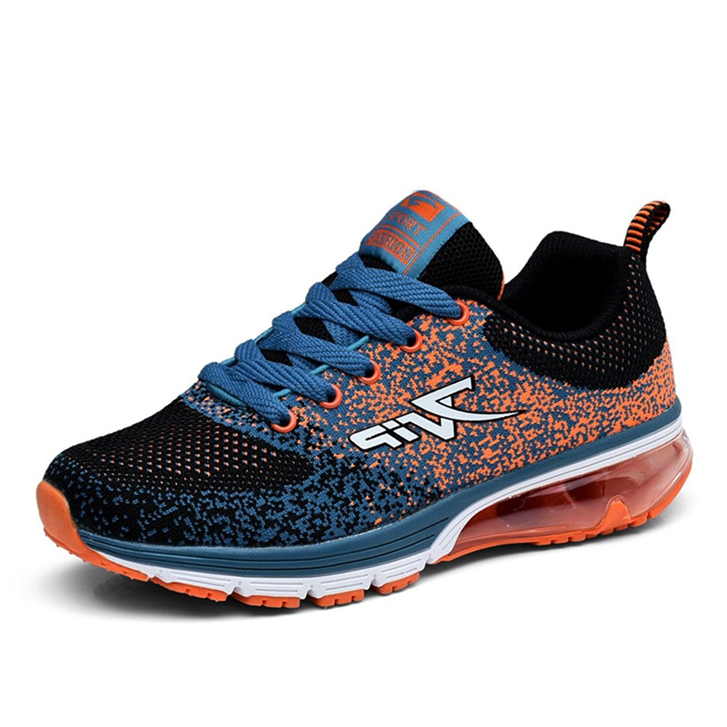 BEIXI Mens 2018 New Air Cushion Outdoor Sport Running Shoes Lightweight Casual Sneakers