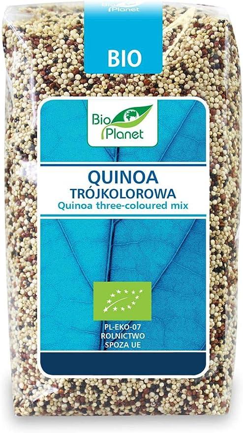 Quinoa Tricolor BIO 500 g - BIO PLANET: Amazon.es ...