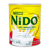 Nestle Nido Milk Powder, Imported from Holland, Specialy Formulated, Fortified with...