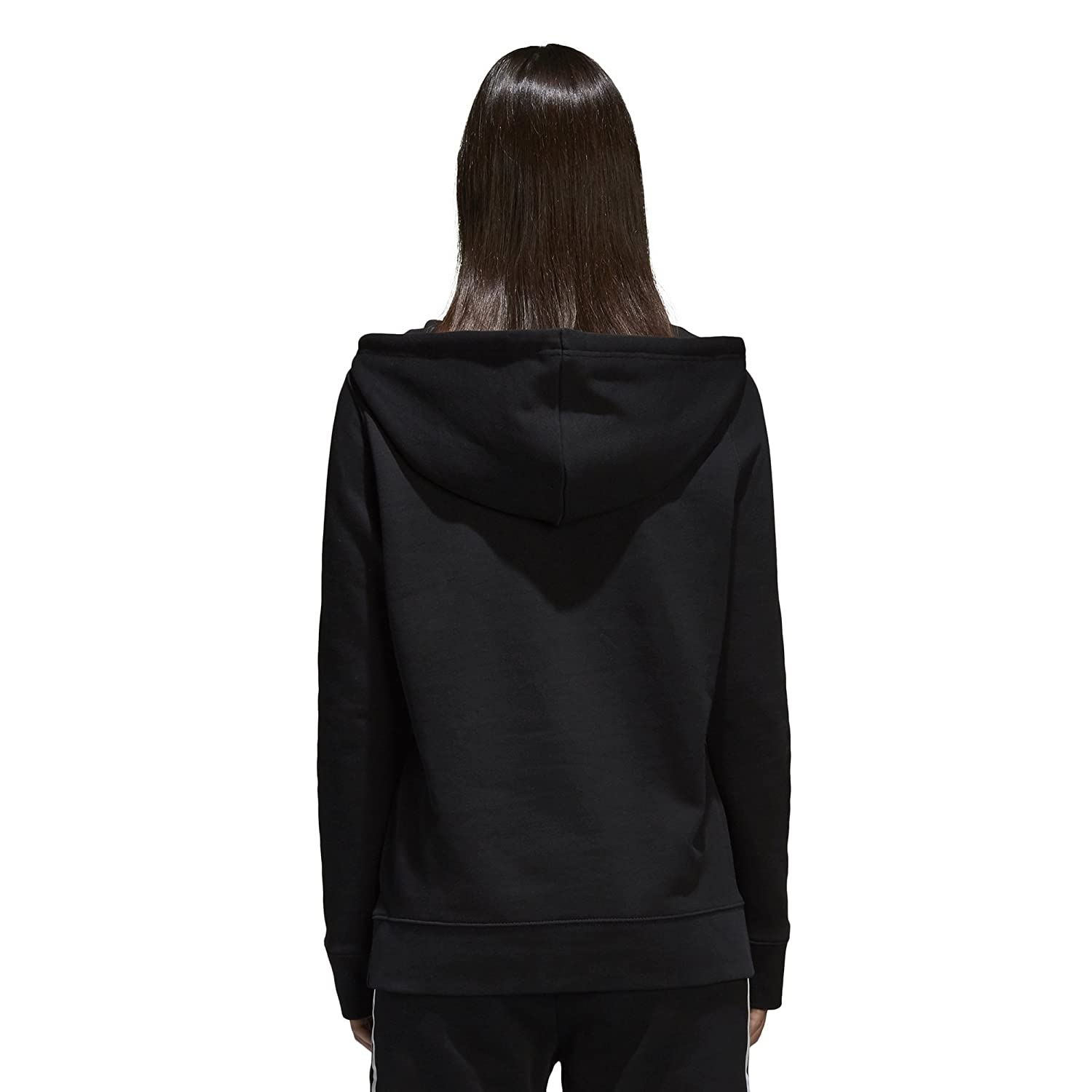 a8a8ce05a87 adidas Originals Women's Trefoil Hoodie at Amazon Women's Clothing store: