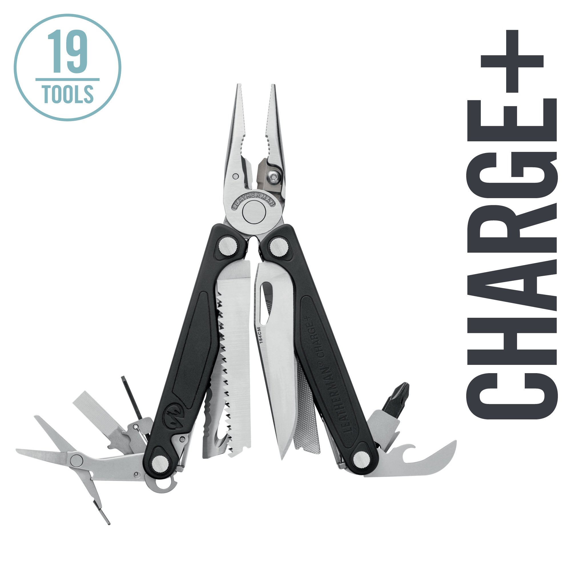 Leatherman - Charge Plus Multitool, Stainless Steel