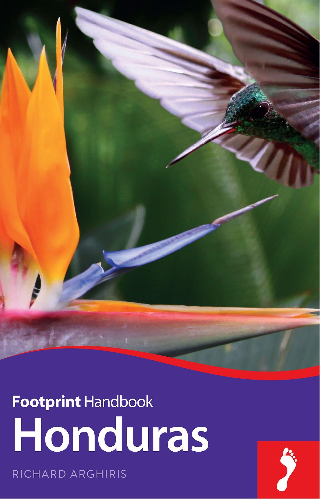 Honduras Handbook Footprint Richard Arghiris product image