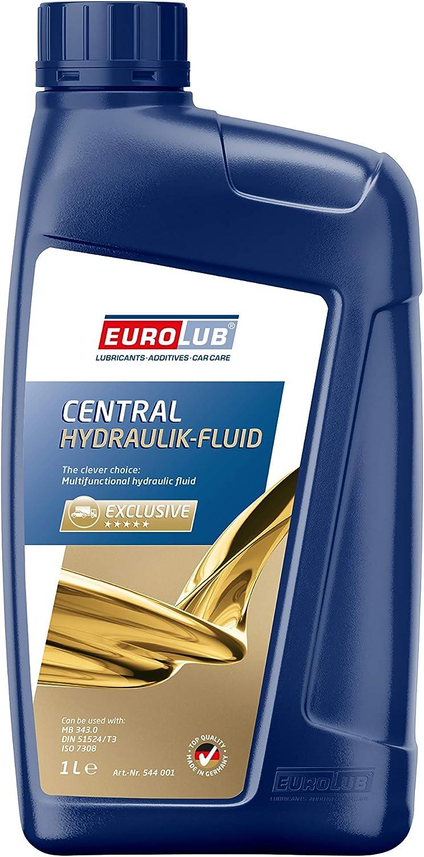 Eurolub Central Hydraulik Fluid 1 Liter Auto