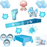 Babyparty Baby Shower Spiel Set 8 St Ck Babybody Junge