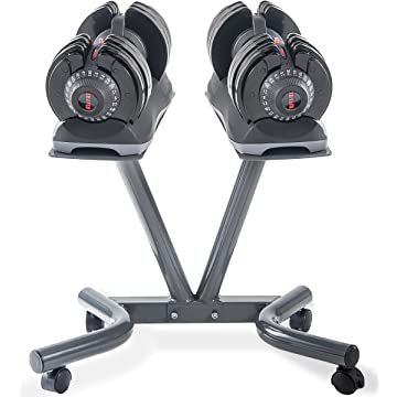 best Merax Deluxe 71.5 Pounds Adjustable Dial Dumbbell reviews