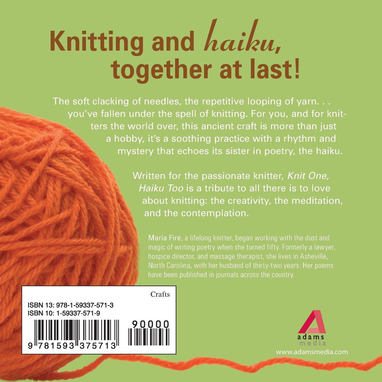 knit one haiku too maria fire
