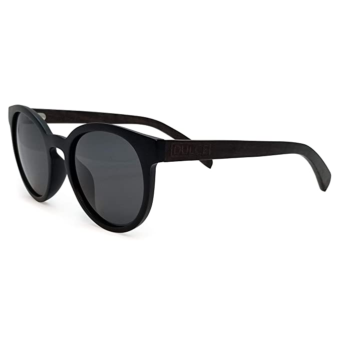be7000912a0 Amazon.com  Polarized Wooden Sunglasses By Dulce