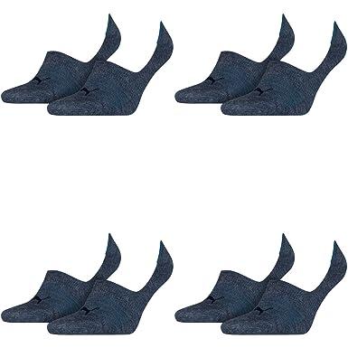 039a45727ef2 PUMA Unisex Invisible Footie Sport Socken Sportsocken 8er Pack  Amazon.de   Bekleidung