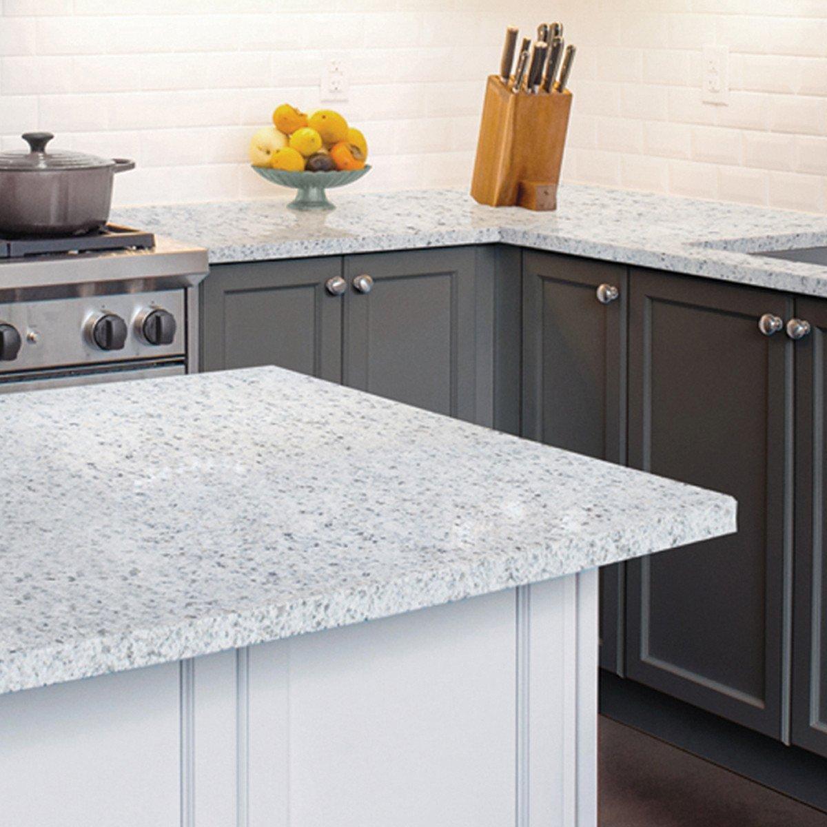 Giani Countertop Paint Kit, White Diamond - - Amazon.com