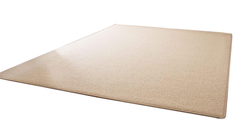 Designer Designer Designer Teppich Modern Berber Wellington in Sand, Größe  200x200 cm B01DSY65Z8 Teppiche 68b2d5