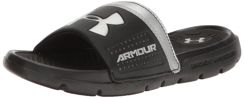 Under Armour Boys' Playmaker VI Slide Sandal