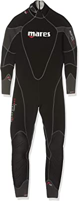 Mares Men's Flexa 5-4-3mm One-Piece Wetsuit