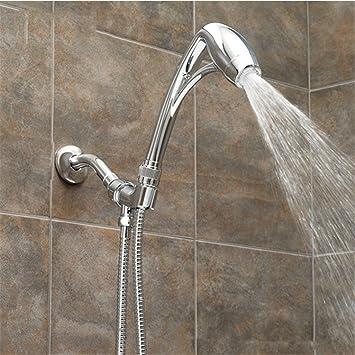 Hoher Druck Wasser Sparende Handheld Badezimmer Dusche Kopf Anion
