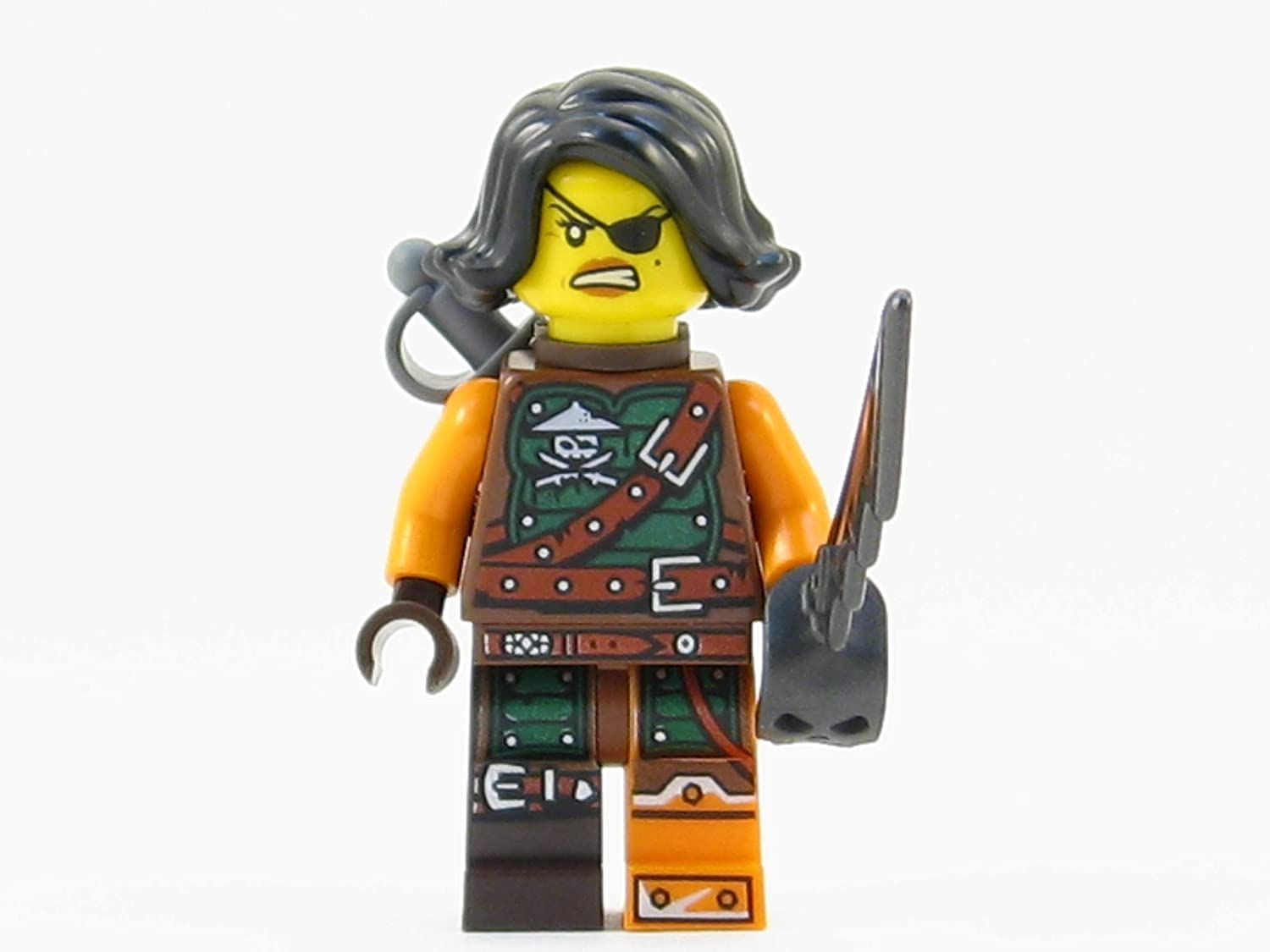 LEGO Ninjago Skybound Cyren Minifigure Sky Pirate NEW 2016