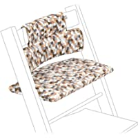 Tripp Trapp Classic Cushion, Honeycomb Calm - Pair with Tripp Trapp Chair & High Chair for Support and Comfort - Machine…