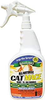 product image for Nature's Mace Cat Repellent - Liquid Spray & Concentrate (40oz Spray)