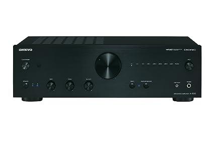 Onkyo A-9050-B - Amplificador esterero integrado (75 W por canal,