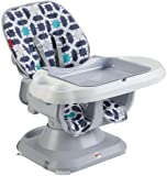 Fisher-Price SpaceSaver High Chair Pad, Blue