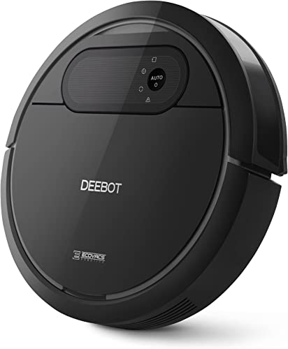 ECOVACS DEEBOT N78 Robotic Vacuum Cleaner for Pet Hair, Hard Floor – Cleaning Robot