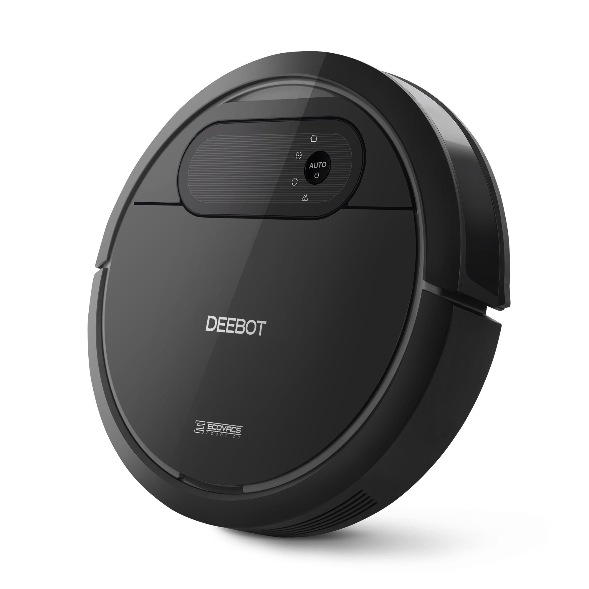 ECOVACS DEEBOT N78 Robotic Vacuum Cleaner, Tangle-free Suction for Pet Hair, hard floor (Renewed) by ECOVACS