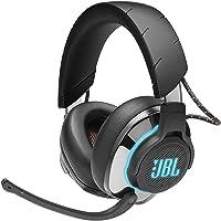 JBL Quantum 800 Auriculares inalámbricos para gamers con micrófono y RGB, Bluetooth, cancelación de ruido, compatible…