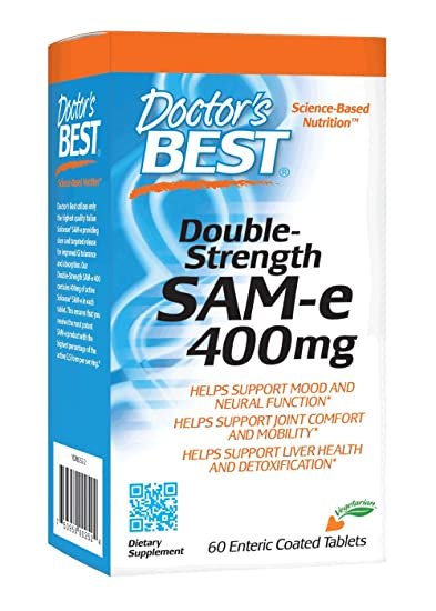 96e0a7d4b90f Amazon.com  Doctor s Best SAM-e 400 mg