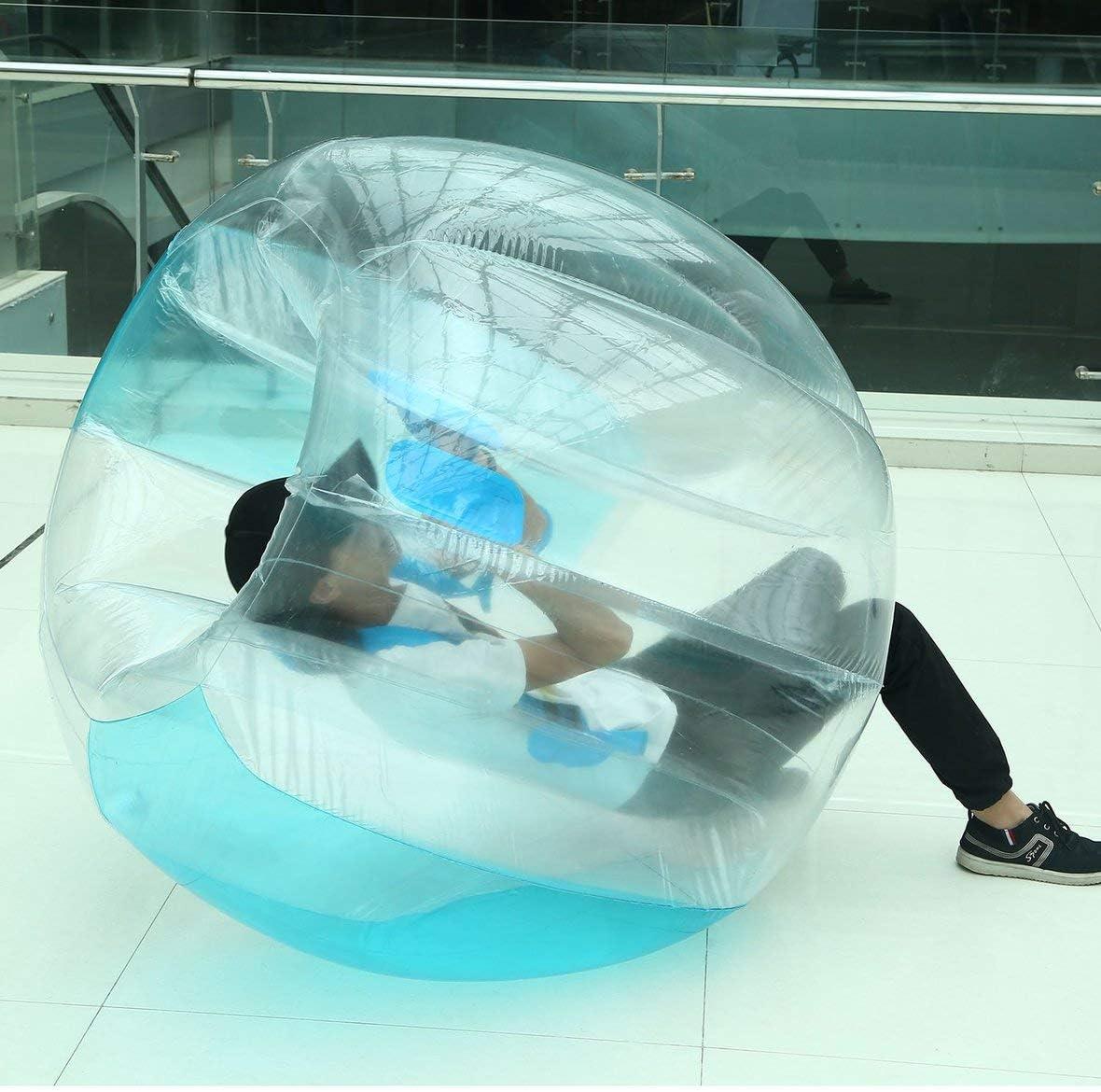 Lesiey Actividad al Aire Libre Burbuja Inflable de PVC Colisión ...