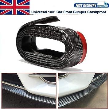 adesivo universale per auto, TopHGC Adesivo decorativo protezione paraurti