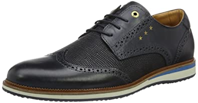 Rubicon Uomo Low, Baskets Homme, Bleu (Dress Blues), 44 EUPantofola D'oro